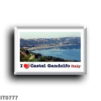 IT0777 Europe - Italy - Lazio - Castel Gandolfo