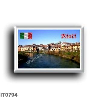 IT0794 Europe - Italy - Lazio - Rieti - Velino River