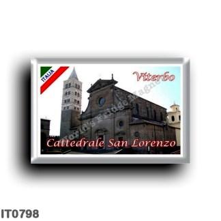 IT0798 Europe - Italy - Lazio - Cathedral of San Lorenzo
