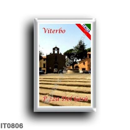IT0806 Europe - Italy - Lazio - Piazza del Gesù