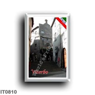 IT0810 Europe - Italy - Lazio - Staircase