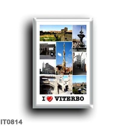 IT0814 Europe - Italy - Lazio - I Love