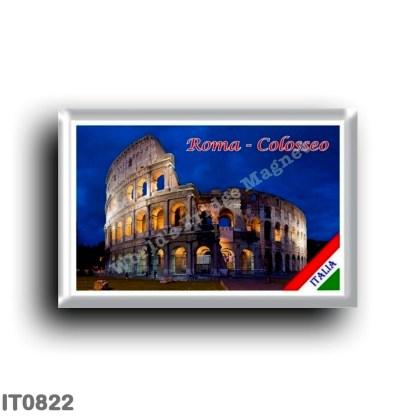 IT0822 Europe - Italy - Lazio - Rome - Colosseum