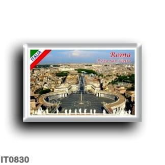 IT0830 Europe - Italy - Lazio - Rome - Piazza San Pietro