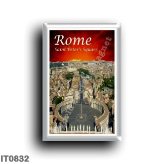 IT0832 Europe - Italy - Lazio - Rome - Saint Peter's Square