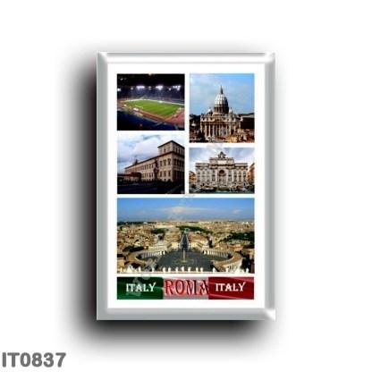 IT0837 Europe - Italy - Lazio - Rome - I Love