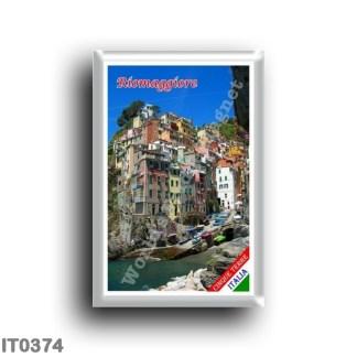 IT0374 Europe - Italy - Liguria - Cinque Terre - Riomaggiore