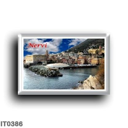 IT0386 Europe - Italy - Liguria - Nervi
