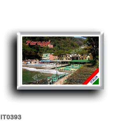 IT0393 Europe - Italy - Liguria - Paraggi