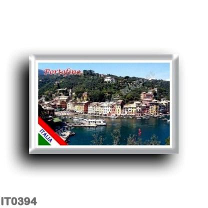 IT0394 Europe - Italy - Liguria - Portofino
