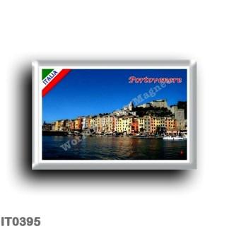 IT0395 Europe - Italy - Liguria - Portovenere