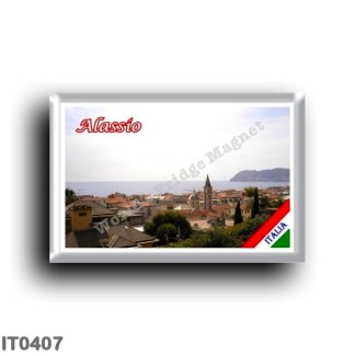 IT0407 Europe - Italy - Liguria - Alassio
