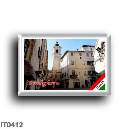 IT0412 Europe - Italy - Liguria - Bordighera