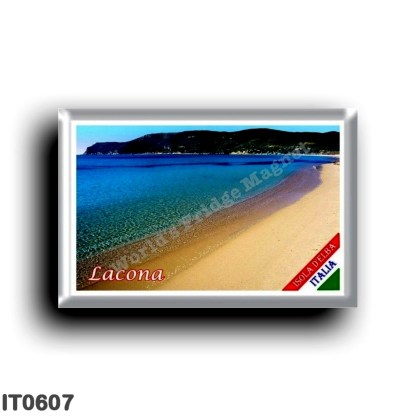 IT0607 Europe - Italy - Tuscany - Elba Island - Lacona Beach