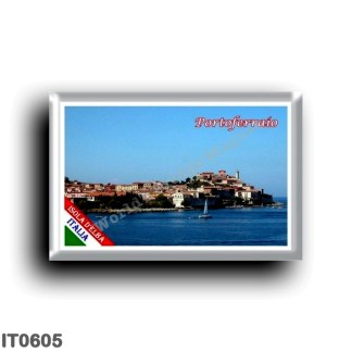 IT0605 Europe - Italy - Tuscany - Elba Island - Portoferraio