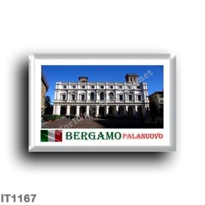 IT1167 Europe - Italy - Lombardy - Bergamo - Palanuovo