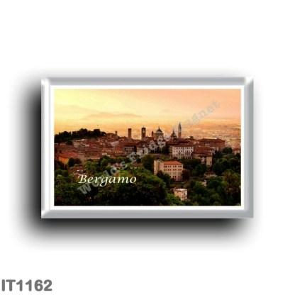 IT1162 Europe - Italy - Lombardy - Bergamo - sunrise