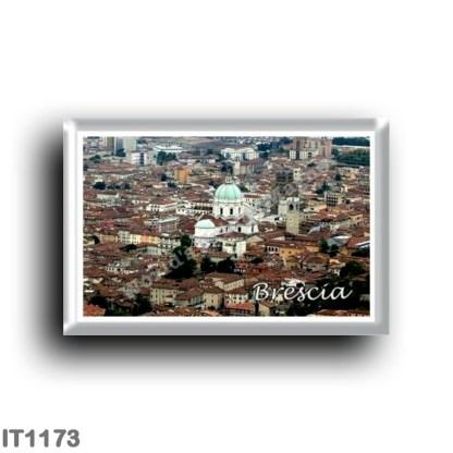 IT1173 Europe - Italy - Lombardy - Brescia - Panorama