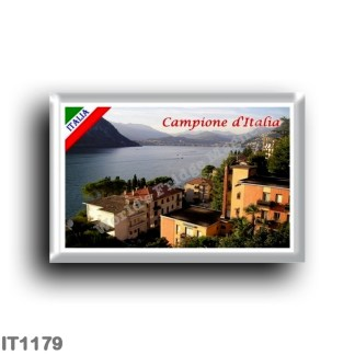IT1179 Europe - Italy - Lombardy - Campione d'Italia
