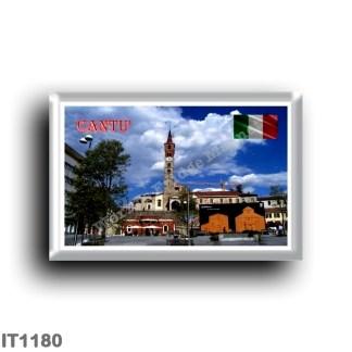 IT1180 Europe - Italy - Lombardy - Piazza Cantù - Piazza Garibaldi
