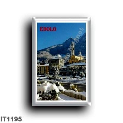IT1195 Europe - Italy - Lombardy - Edolo