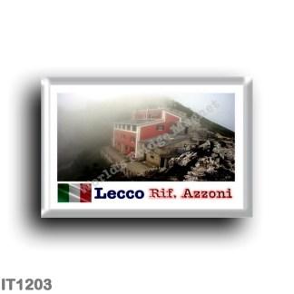 IT1203 Europe - Italy - Lombardy - Lecco - Rifugio Azzoni