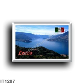 IT1207 Europe - Italy - Lombardy - Lecco - Lake View