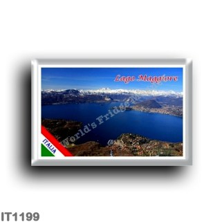 IT1199 Europe - Italy - Lombardy - Lake Maggiore