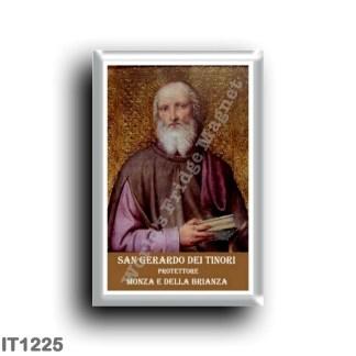 IT1225 Europe - Italy - Lombardy - San Gerardo Dei Tinori - Protector of Monza and Brianza