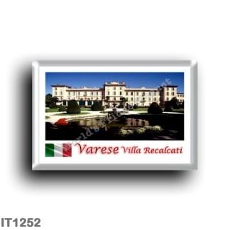 IT1252 Europe - Italy - Lombardy - Varese - Recalcati villa