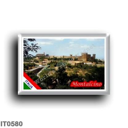 IT0580 Europe - Italy - Tuscany - Montalcino