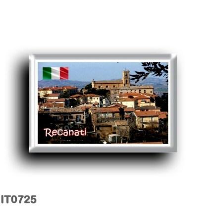 IT0725 Europe - Italy - Marche - Recanati