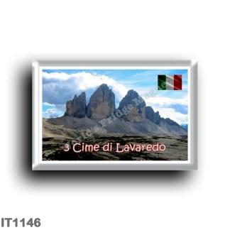 IT1146 Europe - Italy - Trentino Alto Adige - Tre Cime di Lavaredo