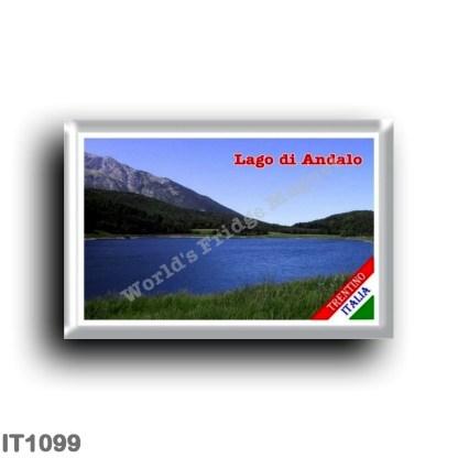 IT1099 Europe - Italy - Trentino Alto Adige - Andalo - Lake