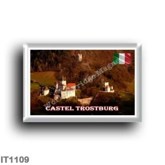 IT1109 Europe - Italy - Trentino Alto Adige - Trostburg Castle - Ponte Gardena