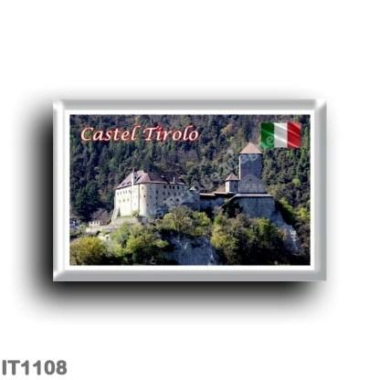 IT1108 Europe - Italy - Trentino Alto Adige - Castel Tirolo Castle