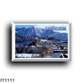 IT1111 Europe - Italy - Trentino Alto Adige - Cavalese