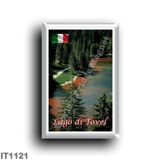 IT1121 Europe - Italy - Trentino Alto Adige - Lake Tovel