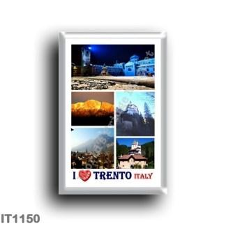 IT1150 Europe - Italy - Trentino Alto Adige - Trento I Love