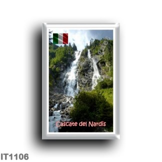 IT1106 Europe - Italy - Trentino Alto Adige - Nardis waterfalls