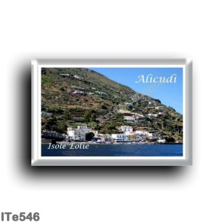 ITe546 Europe - Italy - Aeolian Islands - Alicudi
