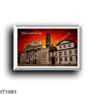IT1061 Europe - Italy - Piedmont - Alessandria - Piazza Duomo
