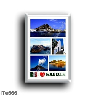 ITe566 Europe - Italy - Aeolian Islands - I Love