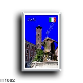 IT1062 Europa - Italia - Piemonte - Asti - Torre Troyana
