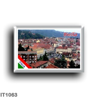 IT1063 Europe - Italy - Piedmont - Biella