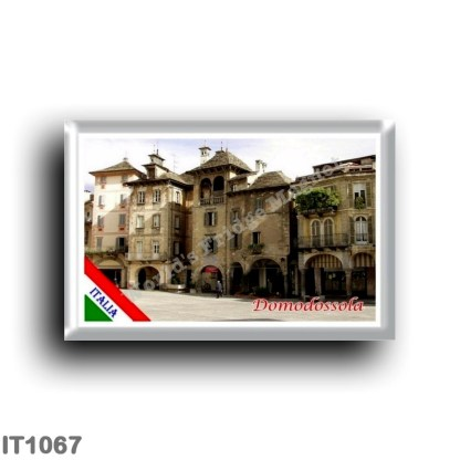 IT1067 Europe - Italy - Piedmont - Domodossola