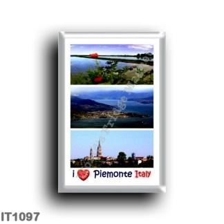 IT1097 Europe - Italy - Piedmont - I Love