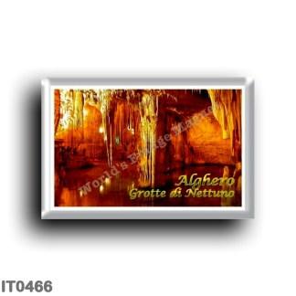 IT0466 Europe - Italy - Sardinia - Alghero - Capo Caccia - caves of Nettuno