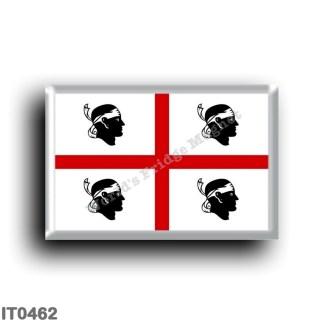 IT0462 Europe - Italy - Sardinia - Sardinian flag