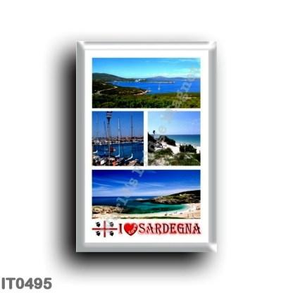 IT0495 Europe - Italy - Sardinia - Mosaic